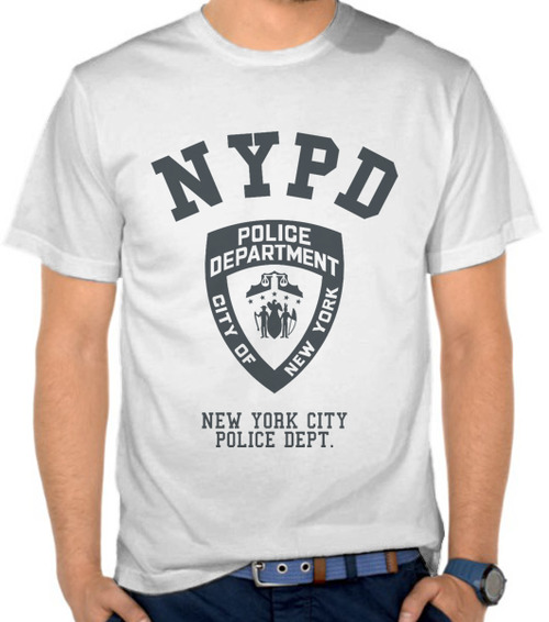 NYPD - New York Police Dept. 2