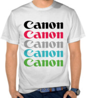 Canon Colorful Logo