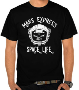Mars Express Space Life