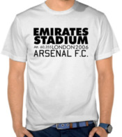 Emirates Stadium Black