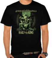 Avenged Sevenfold 23 - Hail To The King
