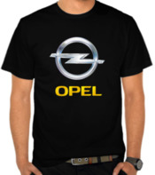 Opel Silver and Gold Logo