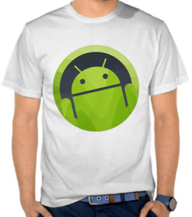 Android in Circle
