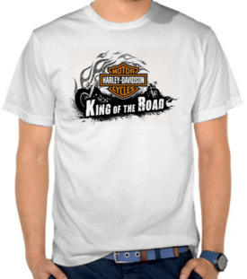 Harley Davidson - King of The Road