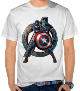 Avengers - Age Of Ultron Captain America