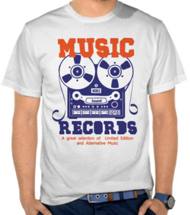 Music Records Vintage
