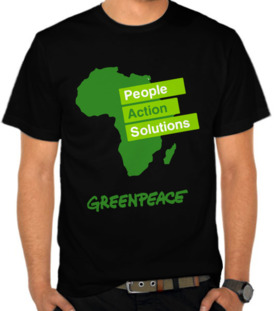 Greenpeace - People Action Solutions