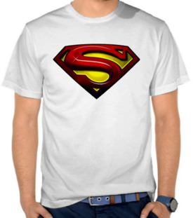 Superman Logo Cartoon