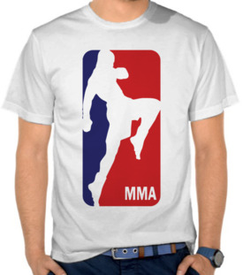 Mixed Martial Arts (MMA) Logo