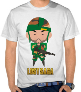 Lost Saga Chibi - Infantry Man