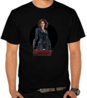 Black Widow Avengers AOU 5