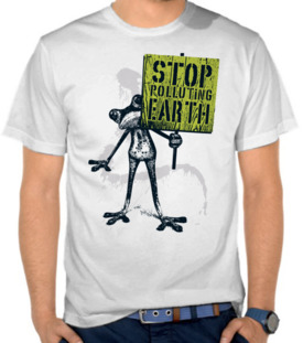 Stop Polluting Earth