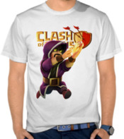 Wizard - Clash Of Clans