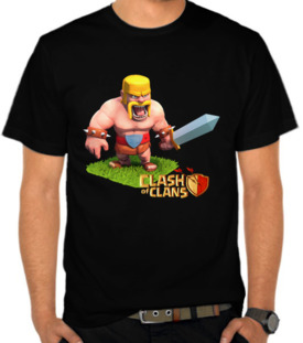 Clash Of Clans - Barbarian