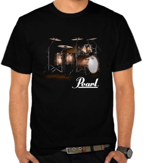 harga Kaos Pearl Drum Set (SB8WY) Satubaju.com