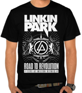 Band Linkin Park 5 - Road To Revolution