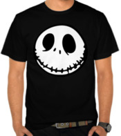 Nightmare - Jack Skellington Smiley 7