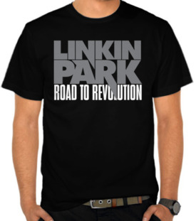 Band Linkin Park 6 - Road To Revolution