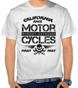 Motorcycle - California Race