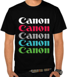 Canon Colorful Logo 2