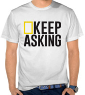 National Geographic - Keep Asking