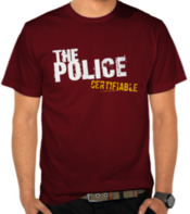 The Police Certifiable Logo