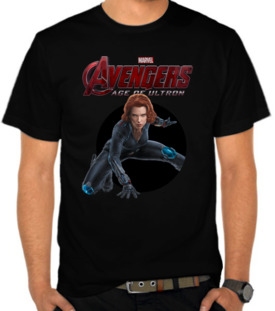 Black Widow Avengers AOU 3