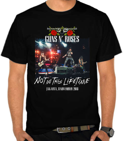 Guns N Roses - Not In This Lifetime Tour 2