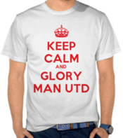 Keep Calm Manchester United
