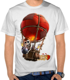 Clash Of Clans - Balloon 3