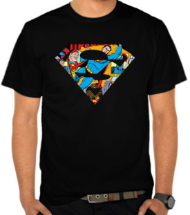 Superman Logo Overlay II