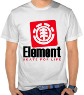Skateboard - Element Skate For Life V