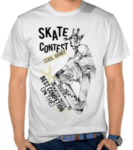 Skate Contest - Cool Spirit
