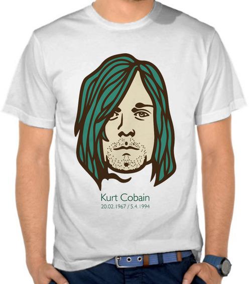 Cobain Cartoon 2 - Toko Baju Nirvana - SatuBaju.com Beli Baju Online
