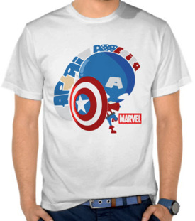 Superhero - Little Captain America