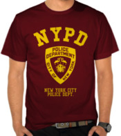 NYPD - New York Police Dept.
