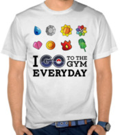 Go To Gym - Pokemon 2