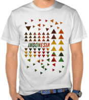 Indonesia Triangle Pattern