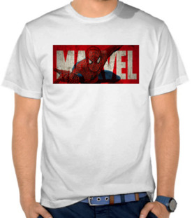 Marvel Logo - Spiderman