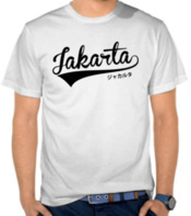 Jakarta With Japanese Font