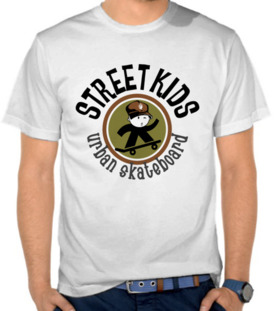 Street Kids - Urban Skateboard
