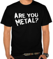 Band Helloween 9 - Are You Metal ?