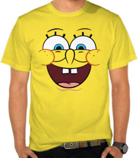 Spongebob Face - Big Happiness 2
