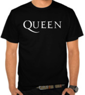 Queen White Logo 1