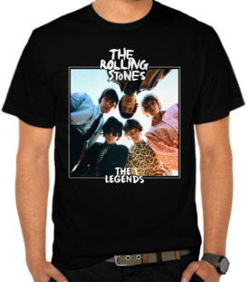 The Rolling Stones - The Legends