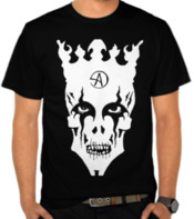 Criss Angel Skull Logo