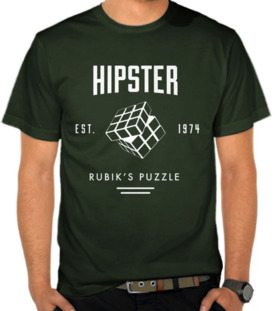 Hipster - Rubik's Puzzle 2
