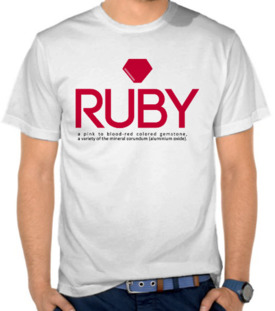 Ruby Gemstone 4