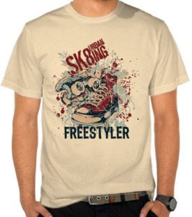 Skating Freestyler