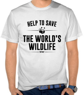 Help To Save The Worlds Wildlife